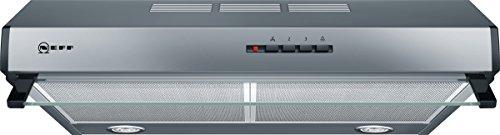 Neff DEB1612N (D16EB12N0) / Unterbauhaube / 60cm / Edelstahl / Wahlweise Abluft- oder Umluftbetrieb