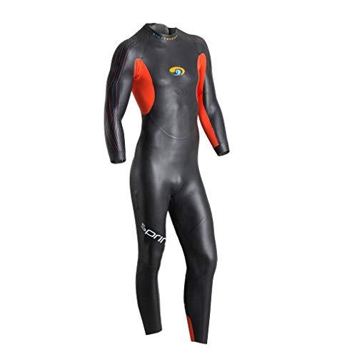 blueseventy 2021 Men's Sprint Triathlon Wetsuit - for Open Water Swimming - Ironman & USAT Approved (L)