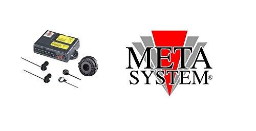 ANTIFURTO ALLARME AUTO METASYSTEM SIRENA WFR EASYCAN ANALOGICO O DIGITALE CAN BUS