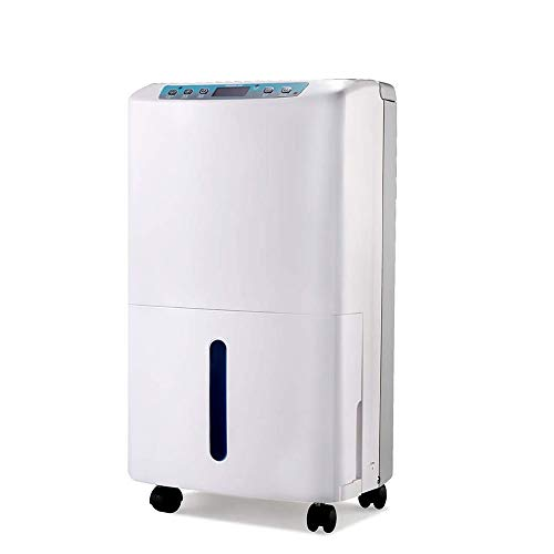 Great Deal! SMLZV Electric Small Dehumidifier for Home,Quiet Safe,Control Humidity,Portable Dehumidi...