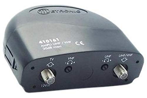 Metronic 410161 Amplificador (1 mixto de entrada UHF/VHF) 5V