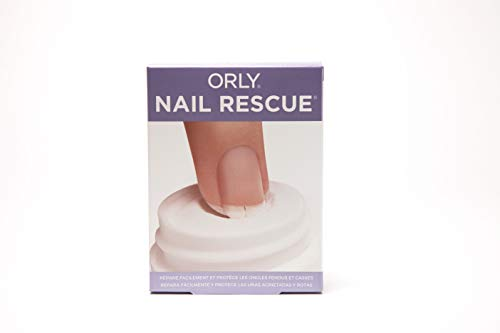 Orly Nail Repair 'Nail Rescue' 3 Easy Steps