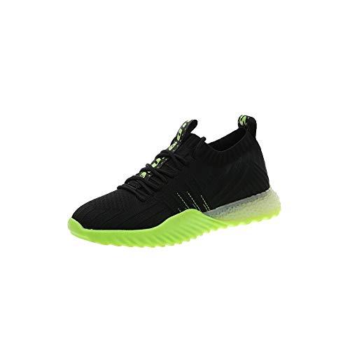 JTSYHLadies'leisure Zapatos Zapatillas de Correr, Fitness, Shock Absorber luz de Zapatos, Zapatos para Caminar en Primavera y Verano