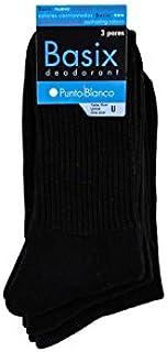 Pack 3 pares calcetines de algodón Sport