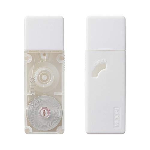 ミドリ XS 修正テープ 白 35263006 【まとめ買い10個セット】