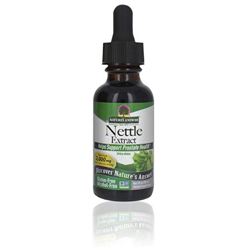 Nature's Answer, Brennnessel, Nettle Leaf, 2000 mg, 1 fl oz (30 ml)