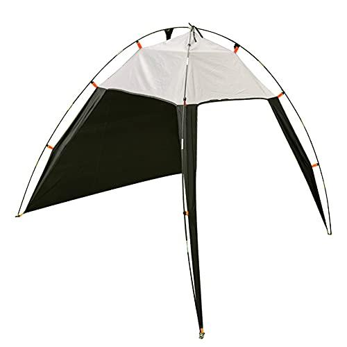 Parasol tienda de playa al aire libre Pesca Patchwork Tiendas de sol refugio toldo suministros Canopy viajes camping protector solar