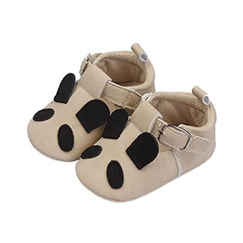 WXDC Zapatos de bebé de Dibujos Animados Bonitos, Zapatos de Nubuck de Mocasines Suaves para niñas, Zapatillas de Deporte de Fondo Suave, Zapato de Primer Paseo para recién Nacidos