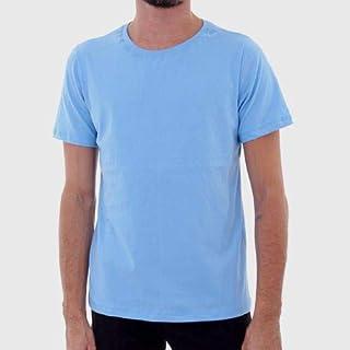 Camisa Básica T-shirt Plus Size Algodão Penteado MECHLER