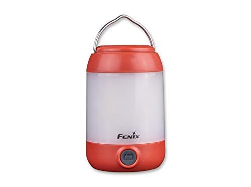 Fenix CL23 - Torcia tascabile unisex, per adulti, 8,5 cm, colore: Rosso