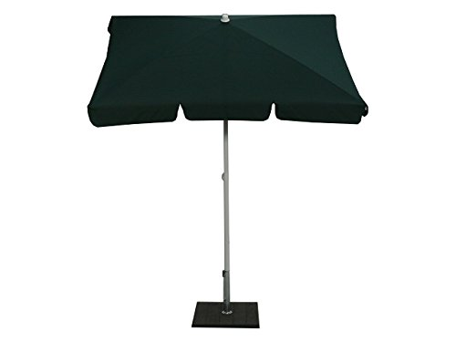 Maffei Sonnenschirm rechteckig Polyester 185x 125cm