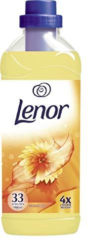 10er Pack - LENOR Weichspüler - Sommerbrise - 33 Wäschen - 990 ml
