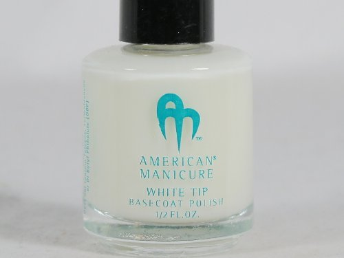 American Manicure White Tip Polish, .5 oz