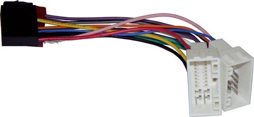 Connettore ISO radio originale Consulta la sezione'DESCRIZIONE' per vedere la compatibilità dei veicoli.