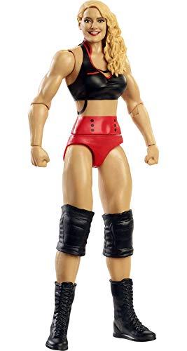 WWE Figura básica Muñeco de colección articulado, Juguete para niños +6 años, Modelos Surtidos (Mattel GTG33)
