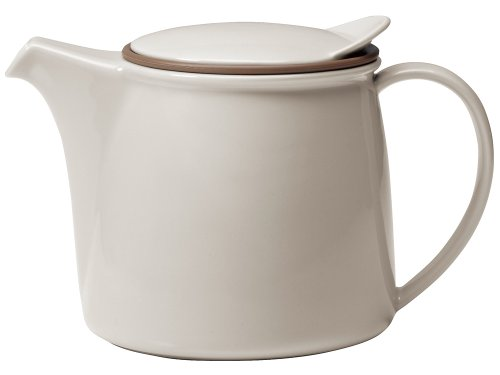 Kinto Brim Tea Pot 750ml Gray