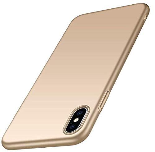 Urhause Funda Compatible con iPhone XS MAX.KunyFond Carcasa Ultra Delgado 360 Grados...
