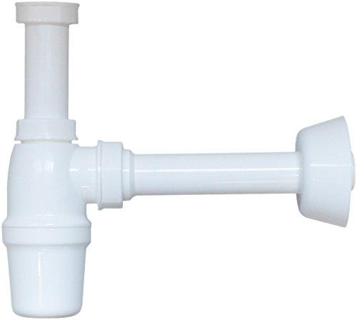 sanicomfort per lavabo borraccia sifone plastica 31,8x 32mm, 1839012