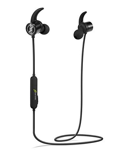 Neuronic Audio Plugs Bluetooth Headphones Earplugs Smartphone Compatible Waterproof Sweatproof