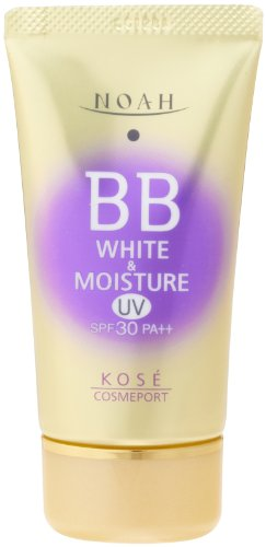 Kose Cosmeport - Noah White & Moisture BB cream UV02 SPF30 (50g)