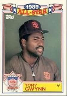 1990 Topps Glossy All-Stars 8 Tony Gwynn (Baseball Cards)