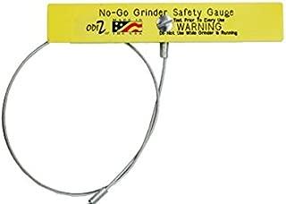 ODIZ No Go Bench Grinder Safety Gauge (Wire)