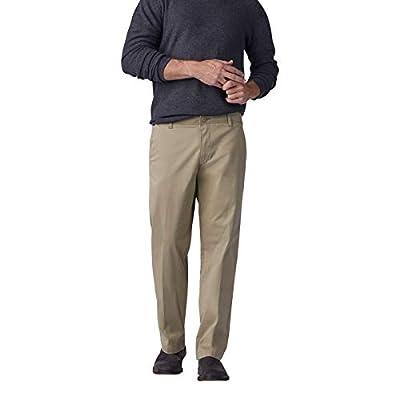 Lee Men's Performance Series Extreme Comfort Straight Fit Pant, Original Khaki, 34W x 32L from Lee Men's Sportswear