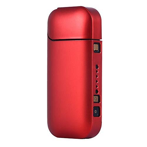 Yeleo Trosetry Custodia per Sigaretta Elettronica, Impermeabile Antipolvere, Custodia in Plastica Leggera per 2.4 plus, 2.4 (Rosso)