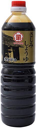 吉村醸造 サクラカネヨ さしみ 醤油 1L ×2本