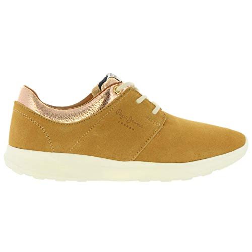 Chaussures pour Femme PEPE JEANS PLS30602 AMANDA 847 SAND Taille 39