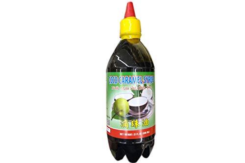 Fortuna Coco Caramel Syrup Marinate Sauce, Nuoc Mau