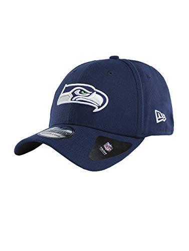 New Era 9Fifty Seattle Seahawks Kappe, schwarz, S/M-54,9-59,6 cm