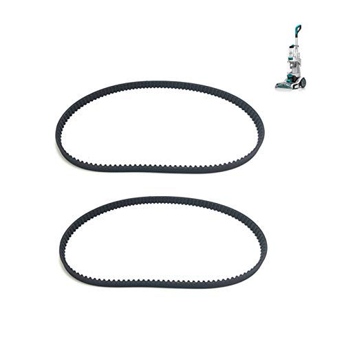 MFLAMO Replacement Belt for Hoover Smartwash Automatic Carpet Cleaner,Fits Models: FH52000 FH52001,FH52002,FH53000PC(2-Pack)