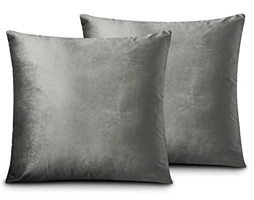 copri cuscini per divano Set 2 Copricuscini