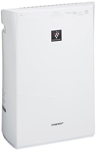 シャープ 空気清浄機 プラズマクラスター ~10畳/空気清浄 ~13畳 ホワイト FU-F30-W