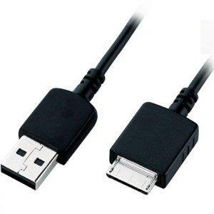 Digicharge USB Data Sync-Ladekabel für Sony Walkman NWZ-E580 NWZ-E585 NWZ-F886 NWZ-ZX1 MP3
