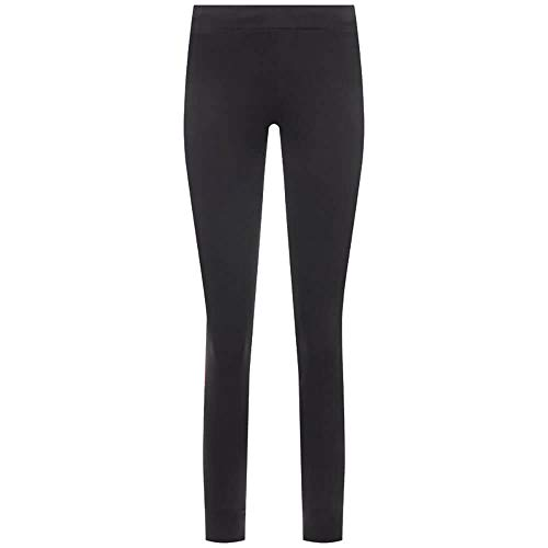 Guess O94A27 FL01I A996 - Pantalón de chándal para Mujer, Color Negro