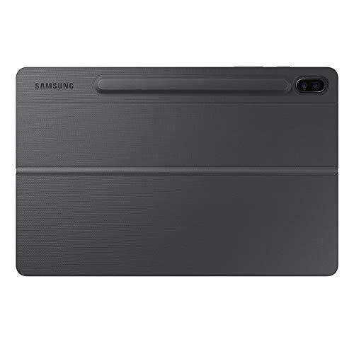 Samsung Tab S6 Bookcover Keyboard Grey