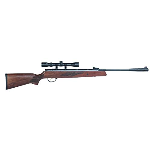 Hatsan Mod 95 Vortex Quiet Energy .22 Caliber Airgun, Walnut