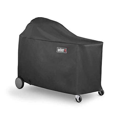 Weber 7174 Charcoal Grill Cover, Black