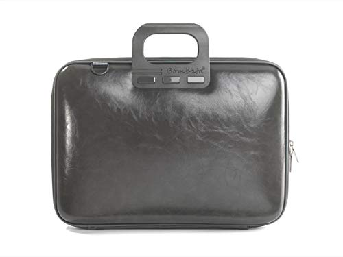 Bombata Evolution 13' Briefcase Dark Grey