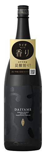 濱田酒造 だいやめ~DAIYAME~芋 25度 [ 焼酎 鹿児島県 1800ml ]