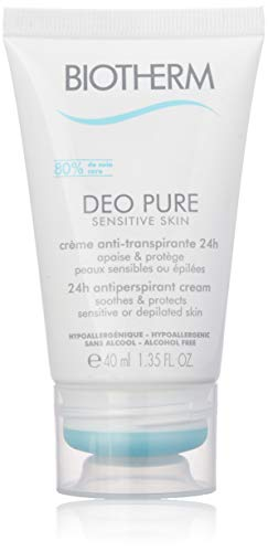 Biotherm Pure Sensitive Déo Crème Desodorante - 40 ml