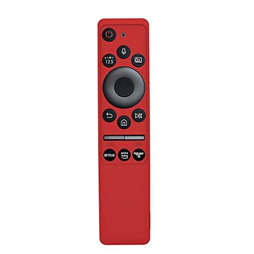 zrshygs Funda Protectora de Silicona para Control Remoto para Control Remoto de TV-S-amsung BN59-01312A 01312B