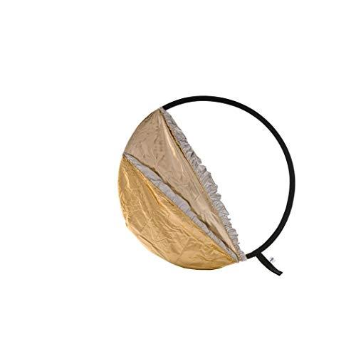 Lastolite Bottletop 5:1 121,9 cm (48 Zoll) Diffuser mit Gold/weiß & sunfire/Silber Cover