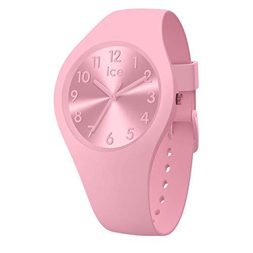 Ice-Watch - ICE colour Ballerina - Orologio rosa da Donna con Cinturino in silicone - 017915 (Small)