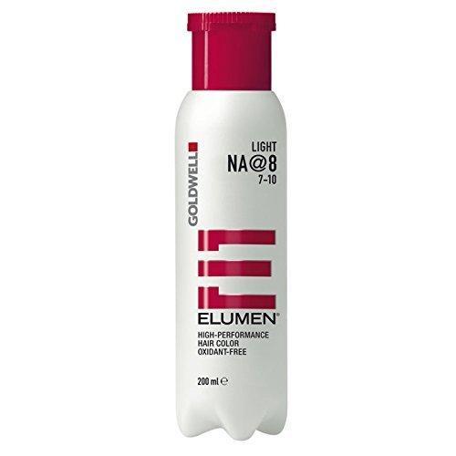 Goldwell Elumen NA @ 8Permanent Hair Dye Ammoniak gratis 200ml von Elumen