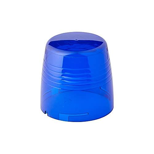 HELLA 9EL 863 100-041 Cabochon, gyrophare - bleu