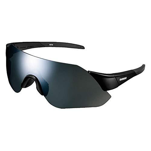 SHIMANO Gafa SH Aerolite PH Gafas, Adultos Unisex, Plateado (Plata), Talla Única