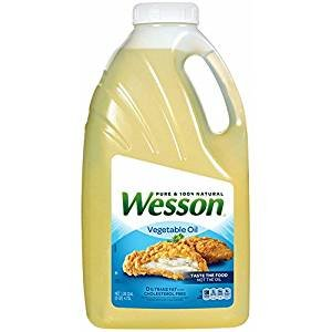 San Jose Mall Wesson Vegetable Free Shipping New Oil 5 of Quarts 6 pack